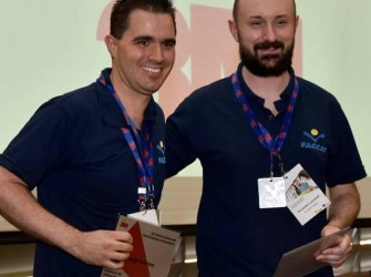 Foto da premiação