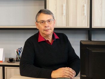 Coordenador do projeto, Fernando Neves