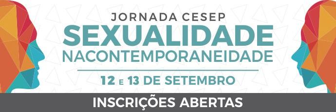 8ª Jornada Científica do CESEP - Sexualidades na Contemporaneidade