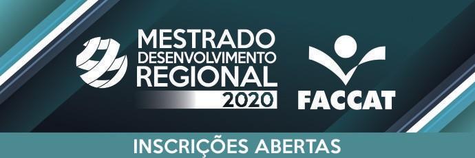 Mestrado 2020