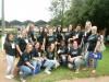 Foto dos professores e alunos