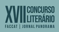 XVII Concurso Literário Faccat - Jornal Panorama - 2018