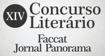 XIV Concurso Literário FACCAT - Jornal Panorama/2015