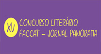 XV Concurso Literário Faccat - Jornal Panorama
