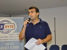 Foto coordenador Marcelo Azambuja