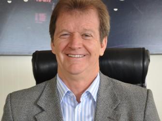 Foto do diretor-geral Delmar Backes