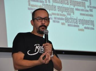 foto do palestrante Paulo Ferreira