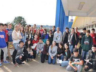Foto alunos