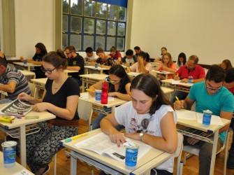 Foto de sala de aula