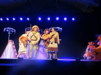 Foto do festival em Arroio dos Ratos