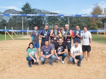 Vencedores do Primeiro Torneio de Vôlei