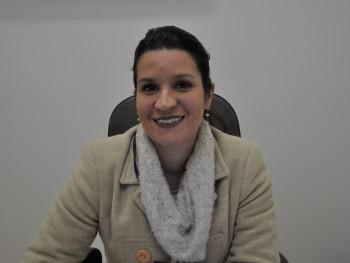 foto da professora Ana Paula