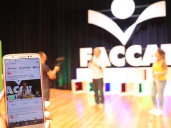 Transmissão ao vivo do Conexão Faccat