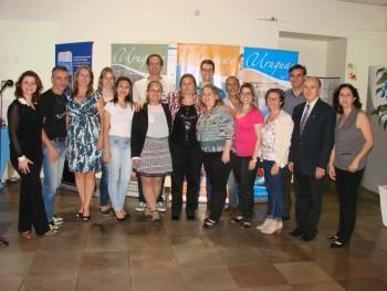 Foto equipe do Turismo