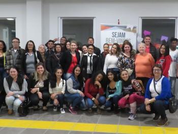 Participantes do EJA de Igrejinha