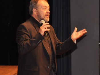 Palestrante César Nunes