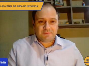 Palestrante Diego Maia