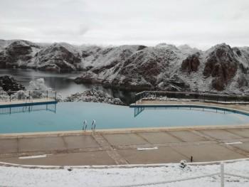 Centro Tecnológico Los Reyunos – Inverno de 2018