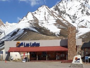 Estação de Ski Las Leñas - Malargüe