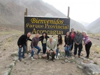 Foto de visita turística