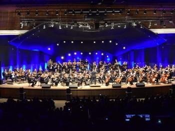 Foto da Orquestra