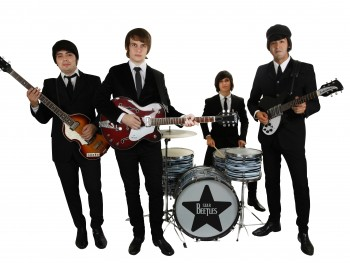 imagem ilustrativa da banda Star Beatles
