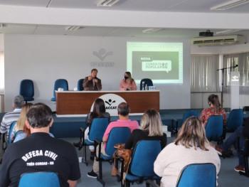 Reunião Consulta Popular