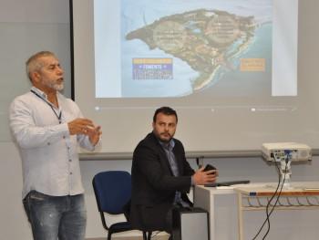 Coordenador de Turismo, Alvaro Machado