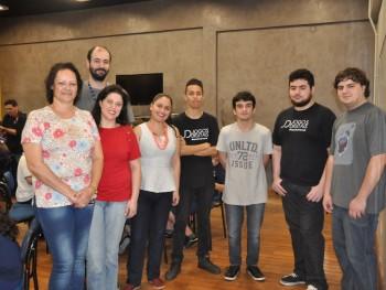Grupo de criação do game