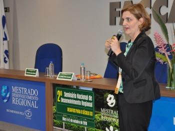 Professora Cristina Seibert Schneider