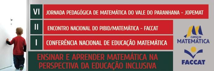 VI Jornada Pedagógica de Matemática do Vale do Paranhana – JOPEMAT