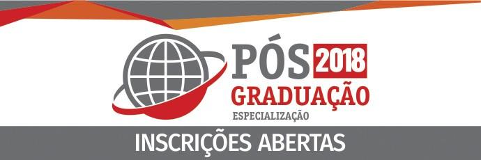 2018 - Pós-Graduação