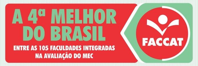 A quarta melhor do Brasil